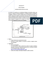 Laboratorio 7 Actividad Enzimatica