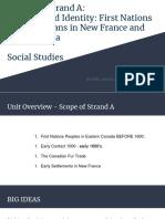 social studies unit plan