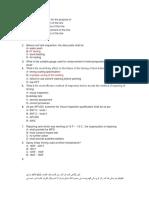 API 653 امتحان 11-2017