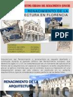 Historia de La Arquitectura Renacimiento
