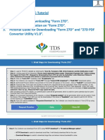 E-tutorial - Form 27D