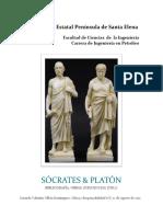 Informe de Sócrates & Platón