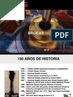 Introduccion a Brocas - NOV Downhole