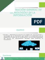 Administración General de Comunicaciones y Tecnologías de la Información