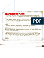 Fairness for All?