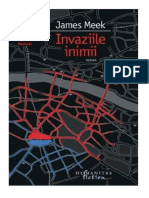 Invaziile Inimii - James Meek