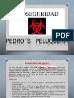 Manual de Bio Seguridad Pedros Peluqueria  Zipaquira Cundinamarca