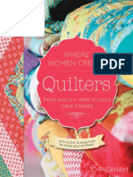 Where Women Create-Quilters