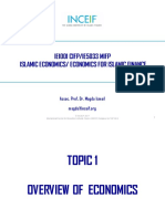 Unit 1 Overview of Economics