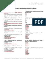 Los Elementos Químicos (Test)