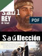 el rey saul