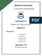Periodoncia Grupo 5
