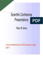 Scientific Conference Presentations.pdf