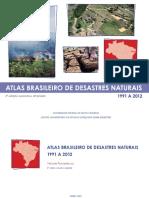 Atlas Desastres Pernambuco