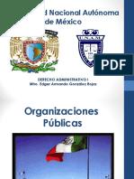 ORGANIZACIONES PÚBLICAS (4)