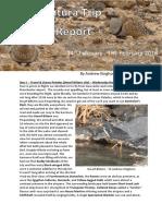 Fuerteventura Trip Report