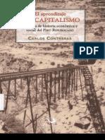 Contreras - El Aprendizaje Del Capitalismo [Completo]