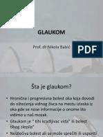 Glaukom-studenti