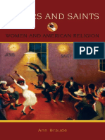 Ann Braude - Sisters and Saints Women and America