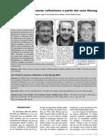 El Fraude en La Ciencia. Reflexiones a Partir Del Caso Hwang - Emilio Delgado López-Cózar, Daniel Torres Salinas y Álvaro Roldán López
