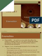 Chapter 05 Externalities