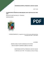 Guía Técnica Universidad Distrital Francisco José de Caldas