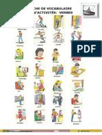 Jouer Avec Les Verbes Activites Ludiques Dictionnaire Visuel Exercice Gr 42988
