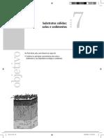 Aula 07 - Substratos Sólidos Solos e Sedimentos