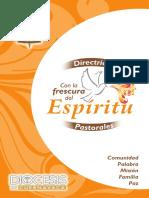 Con La Frescura Del Espiritu Obispado de Cuernavaca