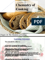 C24 the Chemistry of Cooking