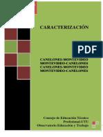 Caracterización Montevideo Y Canelones.