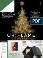 Catálogo 17, Orifame Colombia