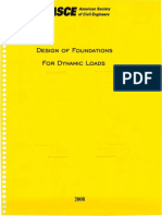 98460670 Design of Foundations for Dynamic Loads