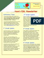 february 17th 2018 newsletter