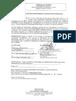 Resolucion Sena Ikonosoft Sas