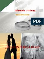 Estudio Biblico Sobre El Matrimonio