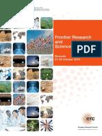 Brochure Science Web