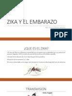 Zika y El Embarazo