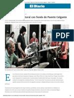 La Revolución Cultural Con Fondo de Puente Colgante - Cultura - El Diario