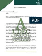 DICTAMEN DE REVISORIA FISCAL