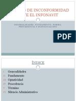 Recurso de Inconformidad (Infonavit)