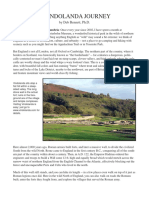 Vindolanda Journey PDF