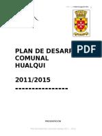 Pladeco Hualqui 2011-2015