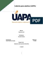 Derecho Civil I- Trabajo Final