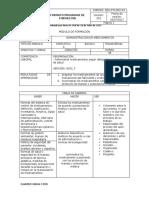 Modulo de Formacion Medicametos