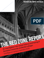 The Red Zone Report