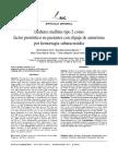 Diabetes Mellitus Tipo2 Factor Pronóstico en Pacientes Con Clipaje de Aneurisma