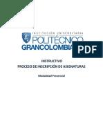 ProcesoGeneraldeMatriculaAcadémica 2015-1