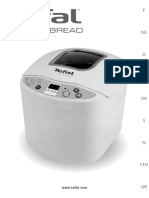 Tefal OW2001 Home Bread Bread Maker
