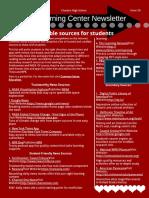 teacher newsletter feb 2018